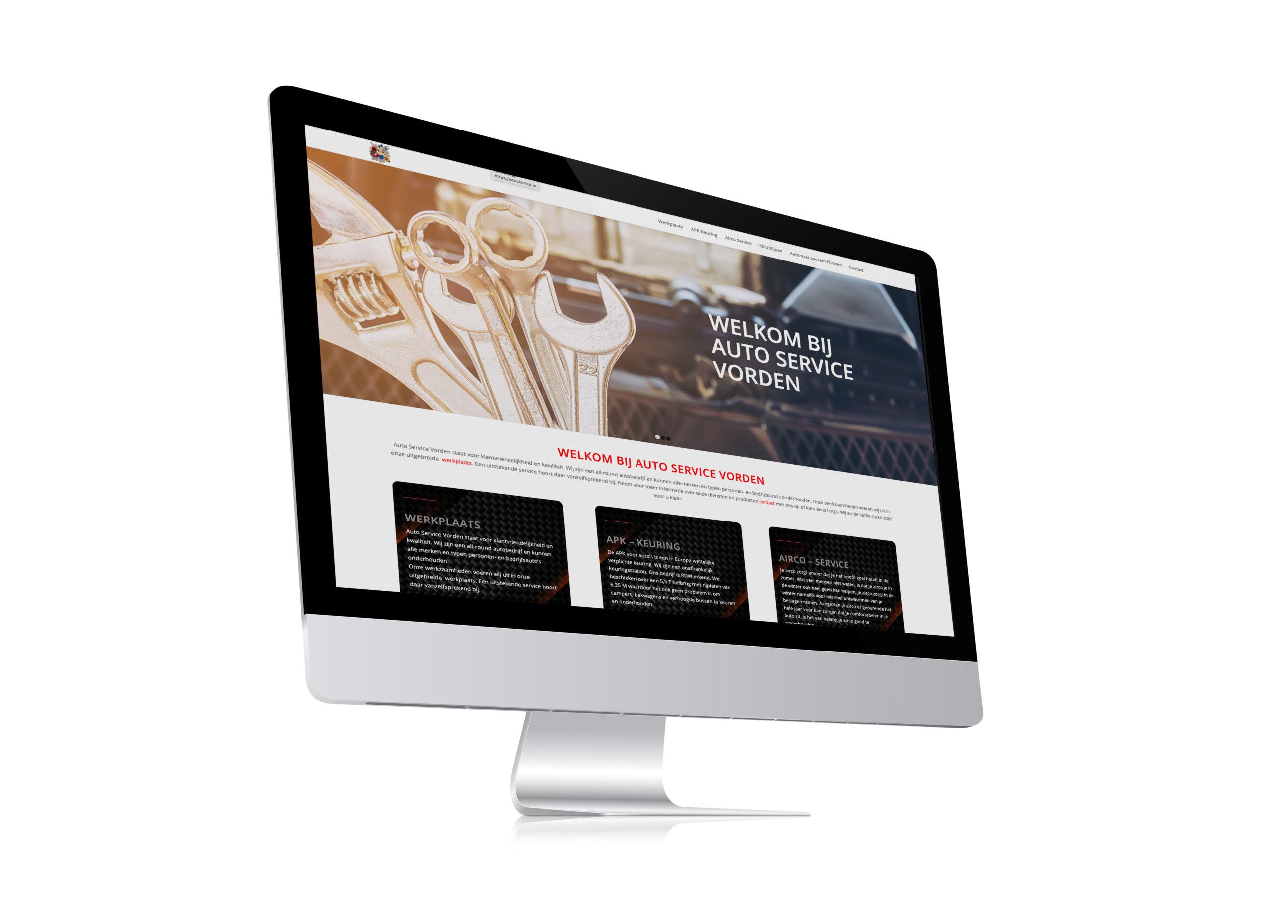 Webdesign porfolio 1